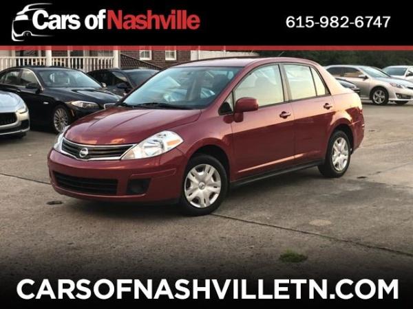 Nissan Versa 2011 $4500.00 incacar.com