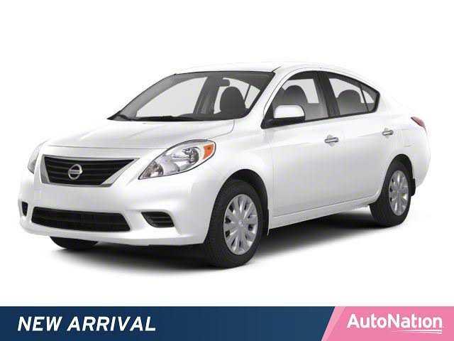 Nissan Versa 2012 $2581.00 incacar.com