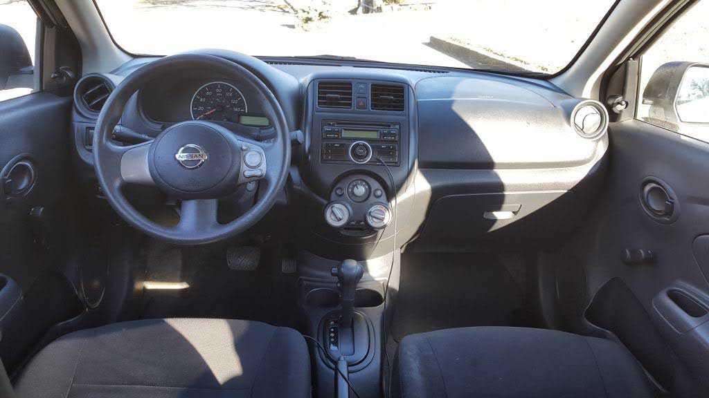 Nissan Versa 2012 $4500.00 incacar.com