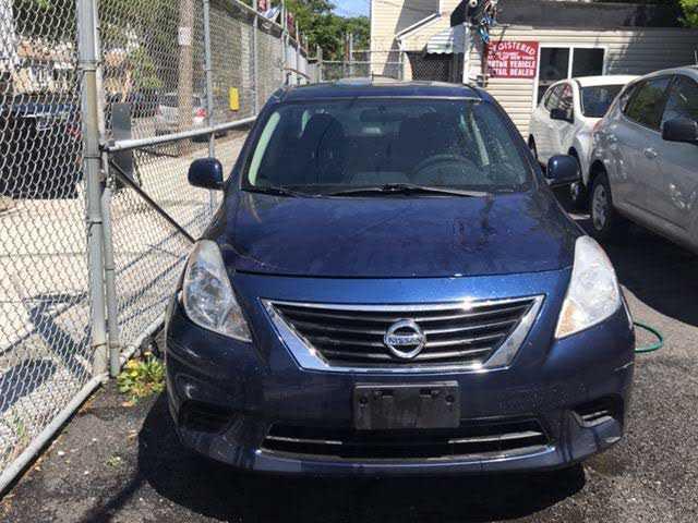 Nissan Versa 2012 $1999.00 incacar.com
