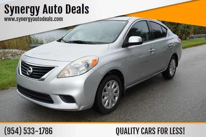 Nissan Versa 2012 $2999.00 incacar.com