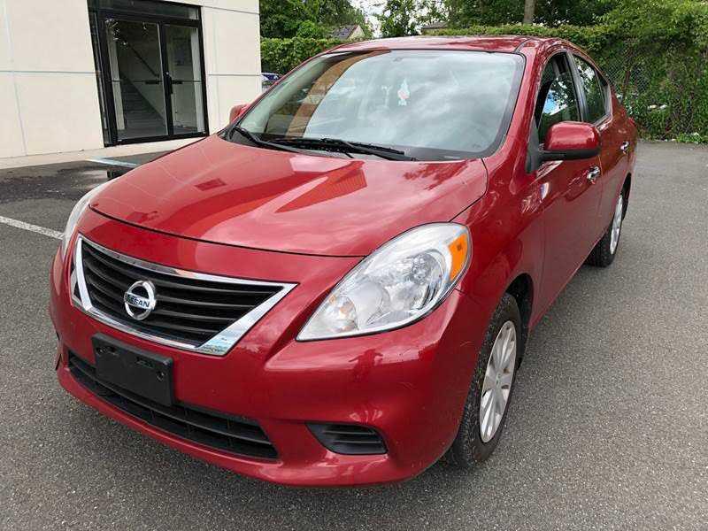 Nissan Versa 2012 $3999.00 incacar.com