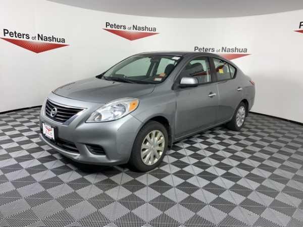 Nissan Versa 2012 $2988.00 incacar.com
