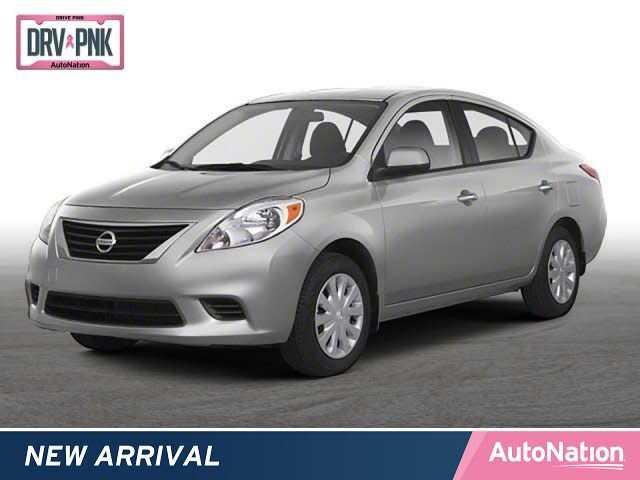 Nissan Versa 2012 $4673.00 incacar.com