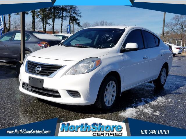 Nissan Versa 2013 $4998.00 incacar.com
