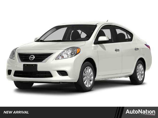 Nissan Versa 2014 $5989.00 incacar.com