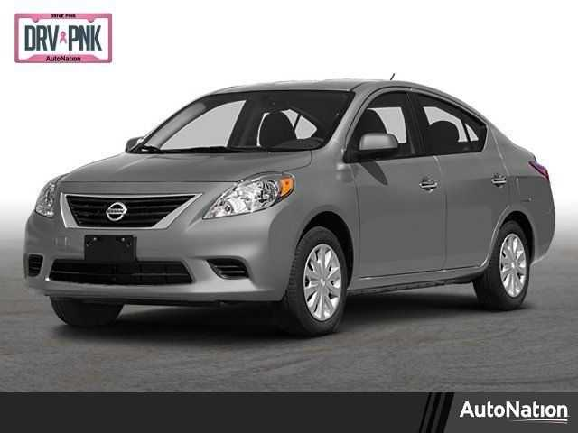 Nissan Versa 2014 $5881.00 incacar.com