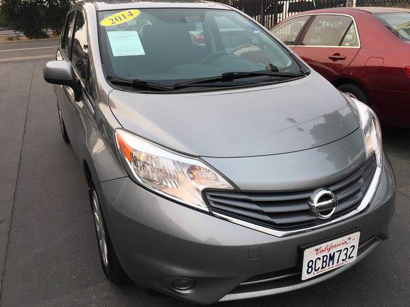 Nissan Versa 2014 $5999.00 incacar.com
