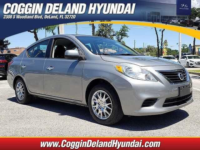 Nissan Versa 2014 $5791.00 incacar.com