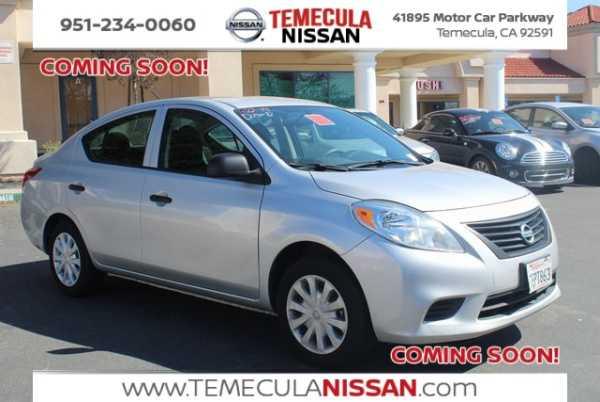 Nissan Versa 2014 $3744.00 incacar.com
