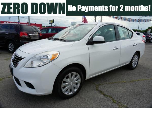 Nissan Versa 2014 $5925.00 incacar.com