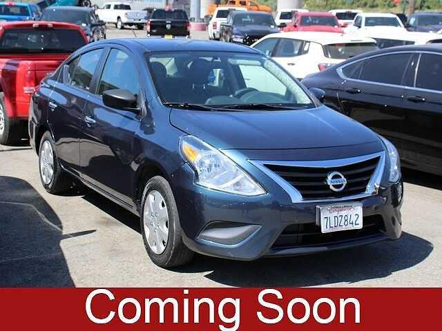 Nissan Versa 2015 $6844.00 incacar.com