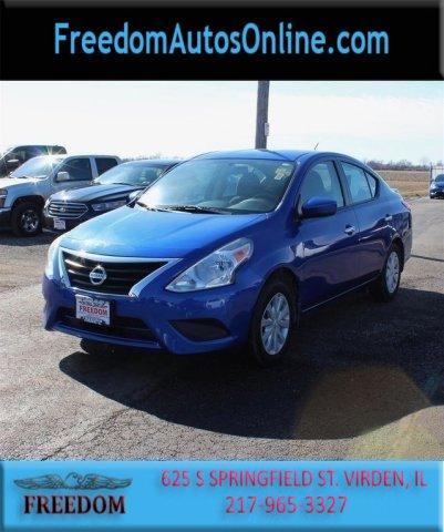 Nissan Versa 2015 $9998.00 incacar.com