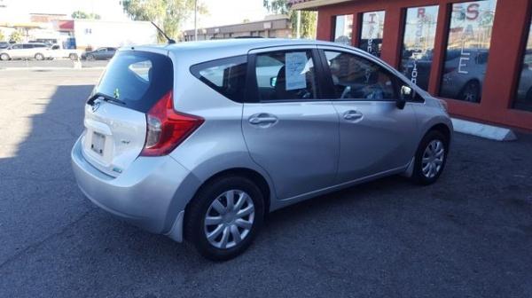 Nissan Versa 2015 $7777.00 incacar.com