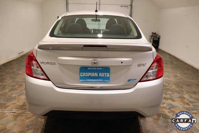 Nissan Versa 2016 $7996.00 incacar.com