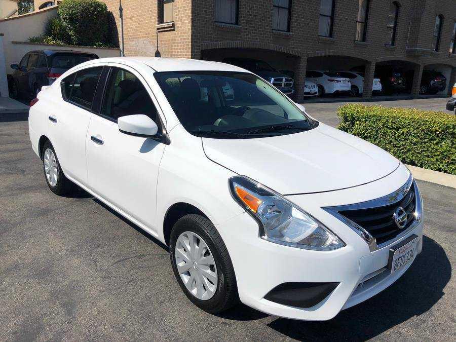 Nissan Versa 2016 $6950.00 incacar.com