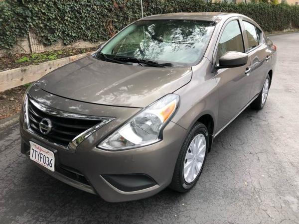 Nissan Versa 2016 $6500.00 incacar.com