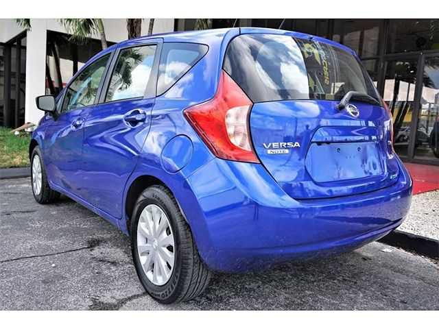 Nissan Versa 2016 $6587.00 incacar.com