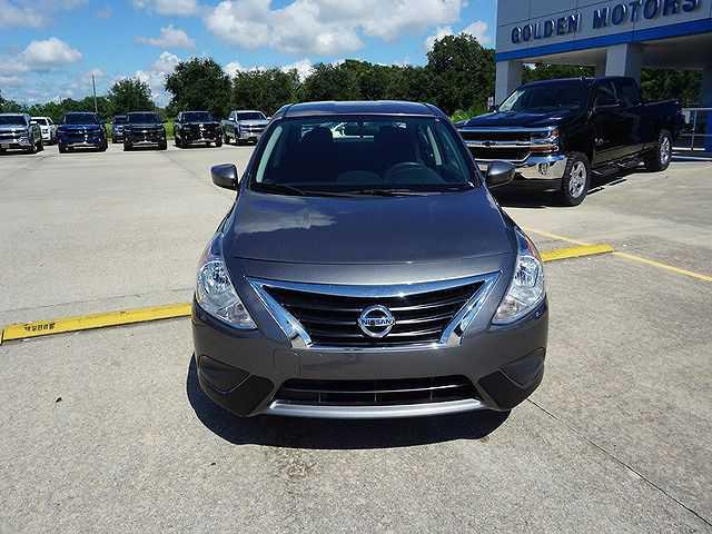 Nissan Versa 2016 $10907.00 incacar.com