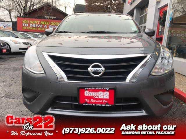 Nissan Versa 2016 $7995.00 incacar.com