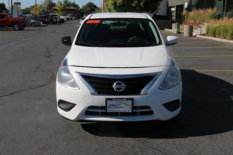 Nissan Versa 2016 $7997.00 incacar.com