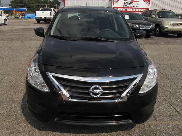 Nissan Versa 2016 $7795.00 incacar.com