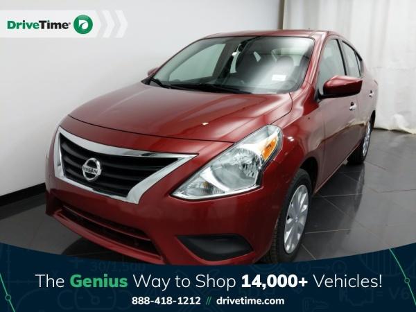 Nissan Versa 2016 $9595.00 incacar.com