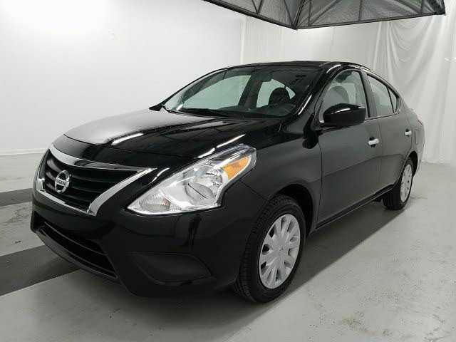 Nissan Versa 2017 $8989.00 incacar.com
