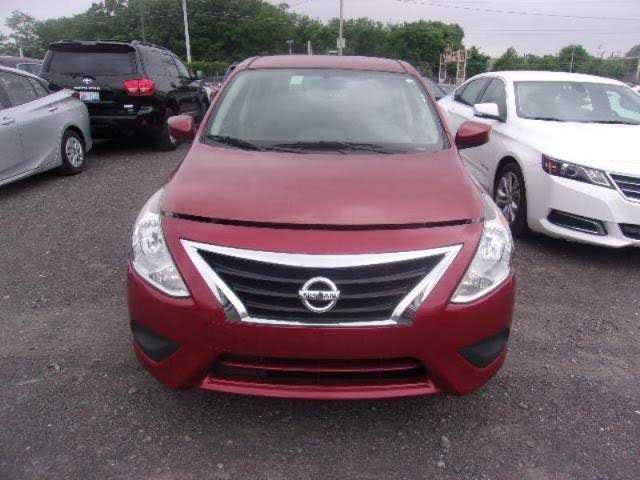 Nissan Versa 2017 $9950.00 incacar.com
