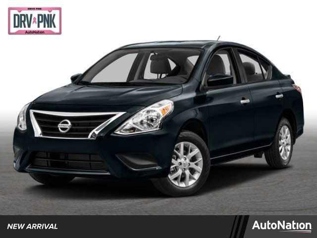 Nissan Versa 2017 $9190.00 incacar.com