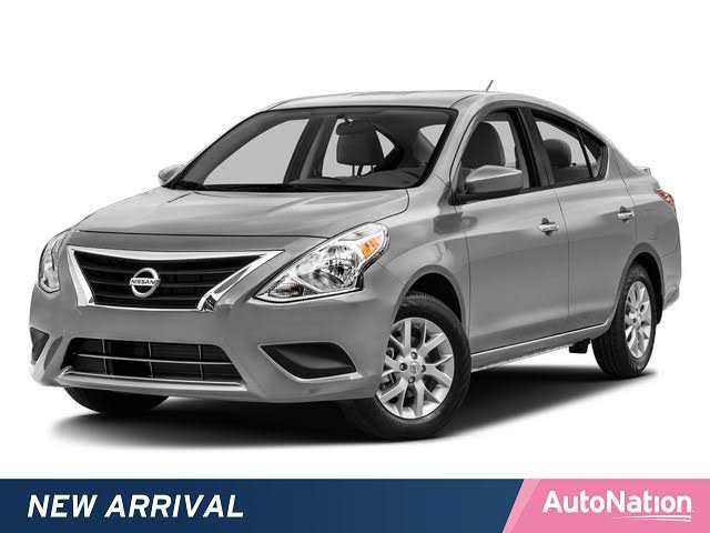Nissan Versa 2017 $8997.00 incacar.com