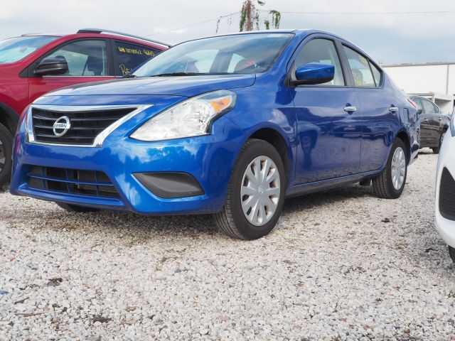 Nissan Versa 2017 $8788.00 incacar.com