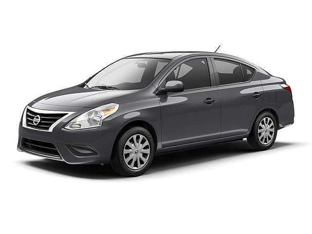 Nissan Versa 2017 $8563.00 incacar.com