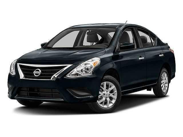 Nissan Versa 2017 $12986.00 incacar.com