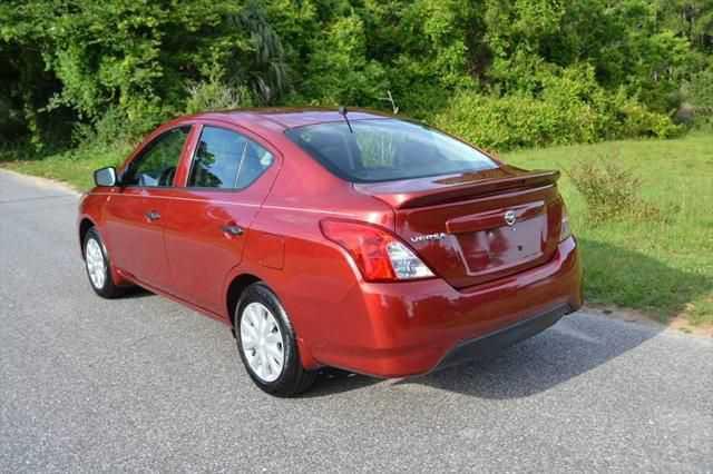 Nissan Versa 2018 $8765.00 incacar.com