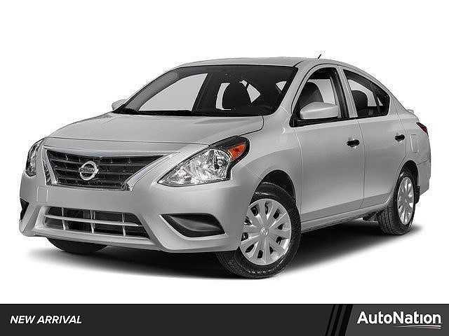 Nissan Versa 2018 $10646.00 incacar.com