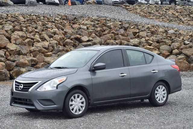 Nissan Versa 2018 $10495.00 incacar.com