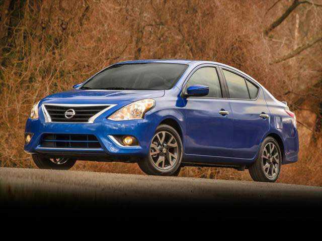 Nissan Versa 2018 $10786.00 incacar.com