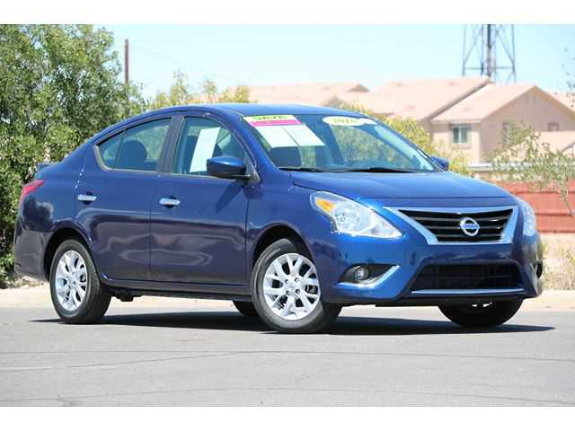 Nissan Versa 2018 $13995.00 incacar.com