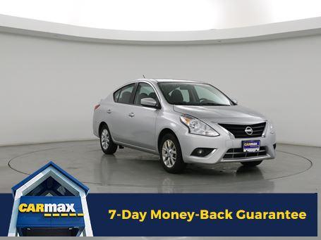 Nissan Versa 2018 $12998.00 incacar.com