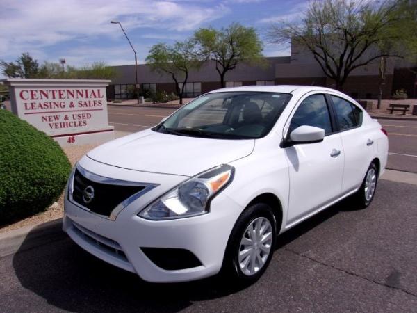 Nissan Versa 2018 $11849.00 incacar.com