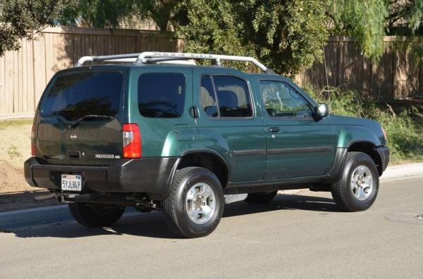 Nissan Xterra 2000 $3250.00 incacar.com