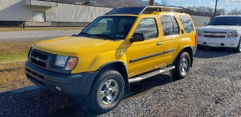 Nissan Xterra 2001 $4900.00 incacar.com