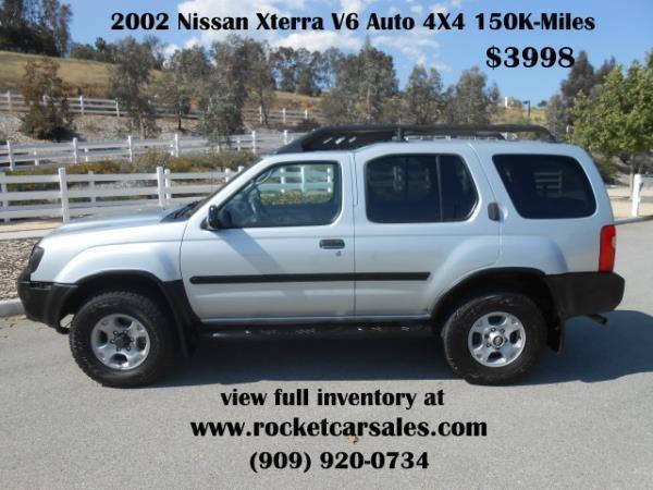 Nissan Xterra 2002 $3298.00 incacar.com