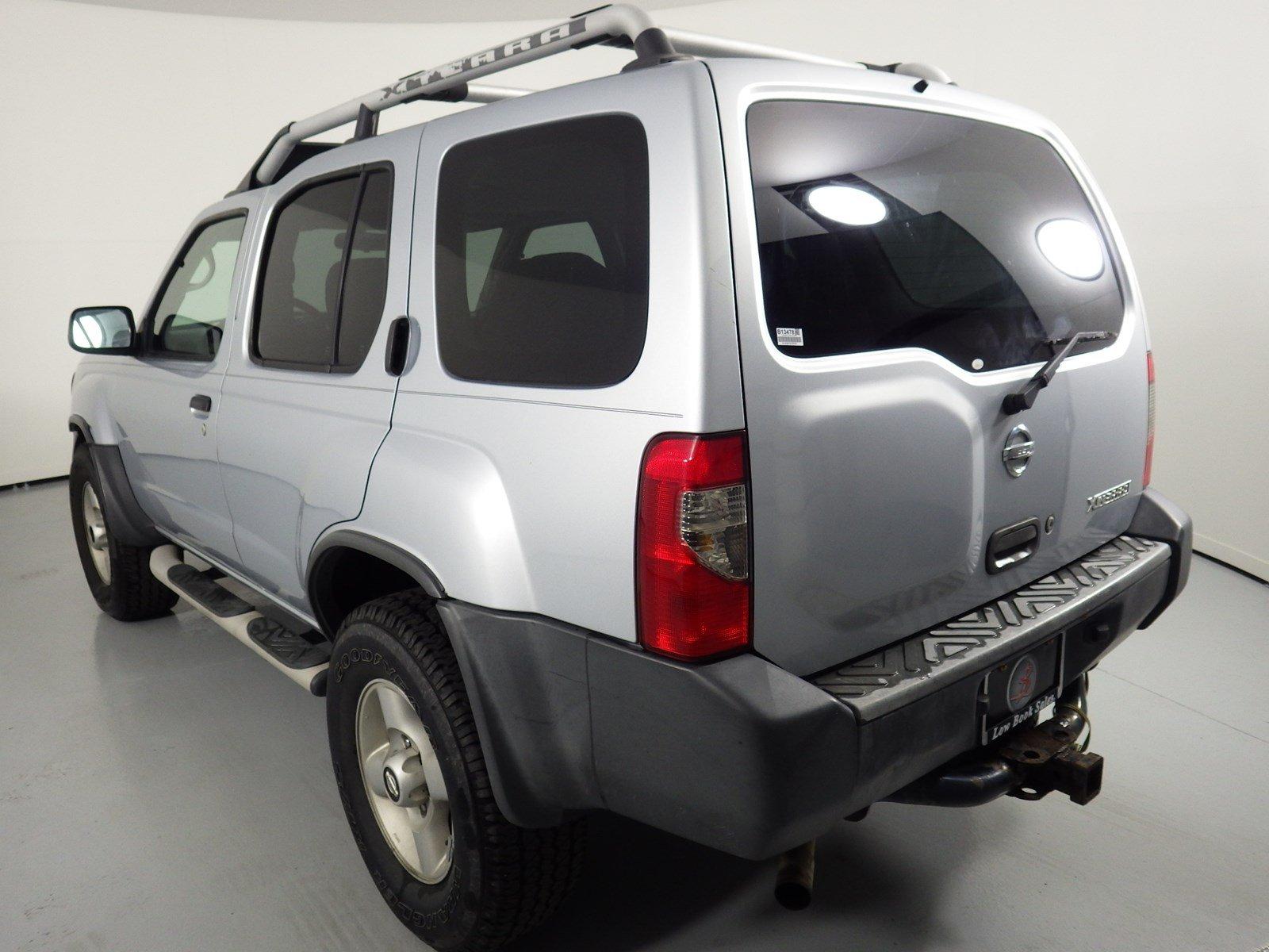 used Nissan Xterra 2002 vin: 5N1ED28Y32C553934
