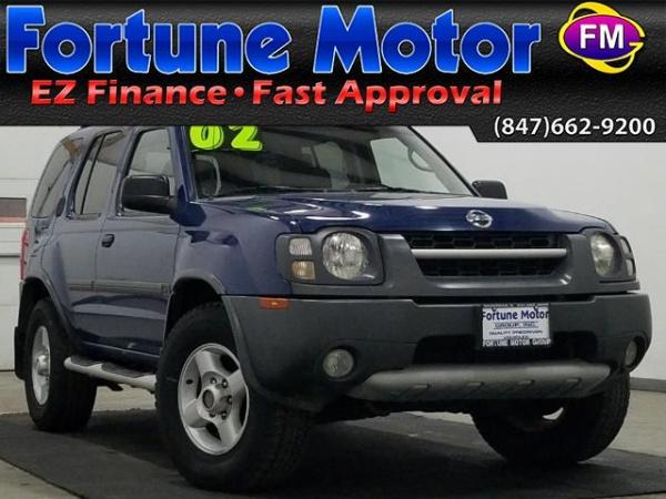Nissan Xterra 2002 $3410.00 incacar.com