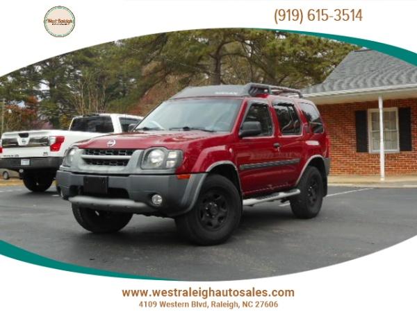 Nissan Xterra 2003 $3450.00 incacar.com