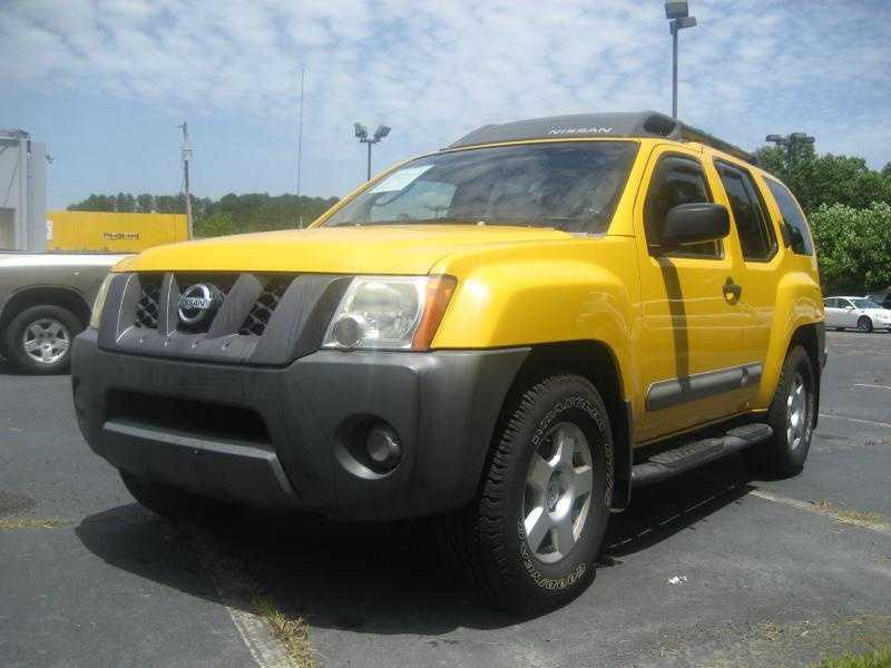 Nissan Xterra 2005 $5799.00 incacar.com