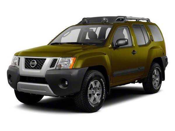 Nissan Xterra 2012 $5995.00 incacar.com