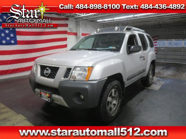 Nissan Xterra 2013 $16957.00 incacar.com
